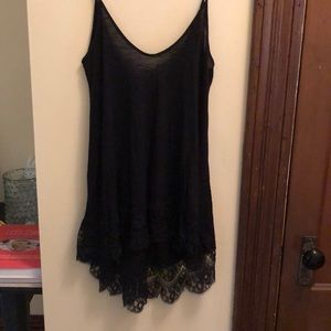 Tops - Lace Tank